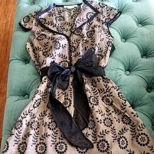 100% Silk Kay Unger Cocktail dress